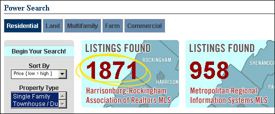 Only 1,871 listings from which to choose!  That should be easy!