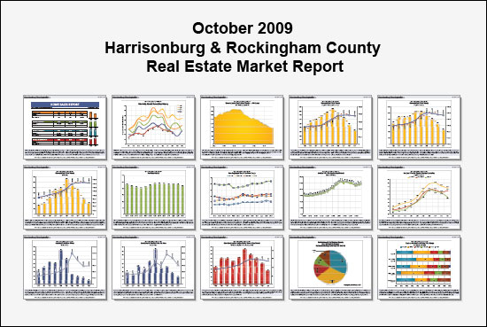 October 2009 Harrisonburg & Rockingham County Real Estate Market Report