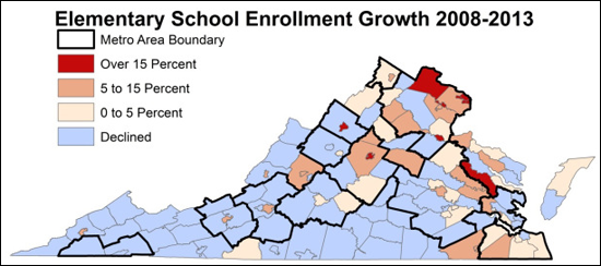 Elementary School growth