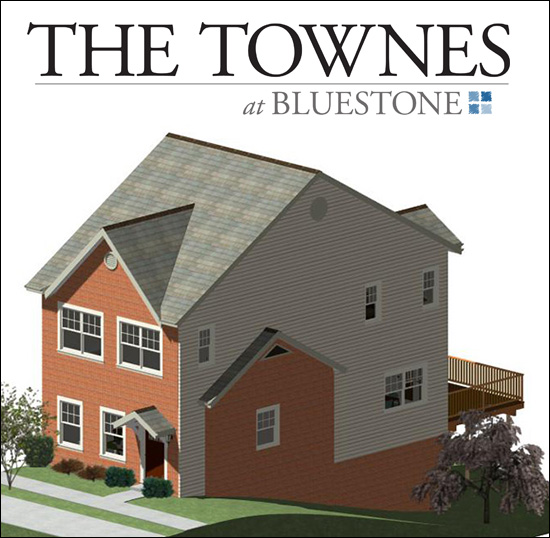 The Townes at Bluestone