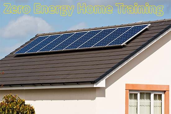 Zero Energy Home Training event in Harrisonburg