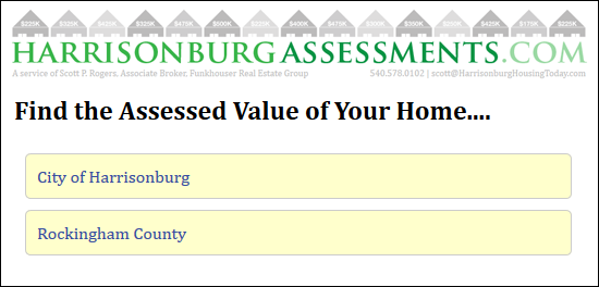HarrisonburgAssessments.com