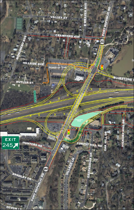 Interstate 81 Changes