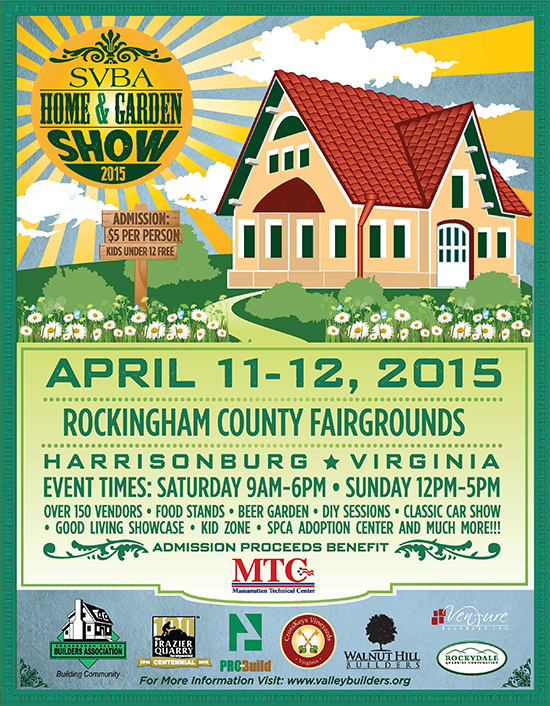 Harrisonburg SVBA Home Show 2015