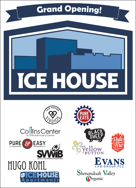Ice House Grand Opening