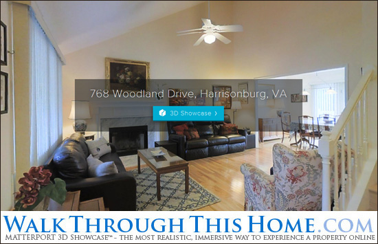 Walk Through This Home, 768 Woodland Drive