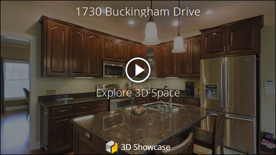 Walk Through This Home, 1730 Buckingham Drive