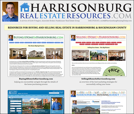 Resources for Buying and Selling Real Estate in Harrisonburg and Rockingham County