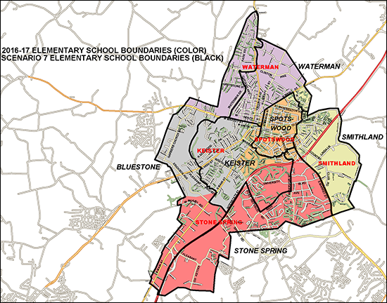 HCPS Redistricting