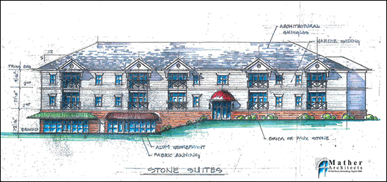 Proposed Apartment Building