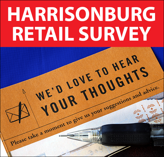 Harrisonburg Retail Survey