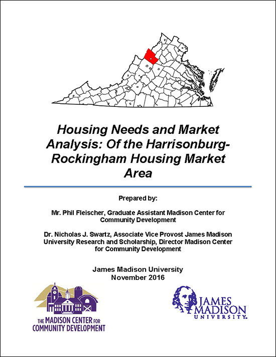 Housing Needs and Market Analysis