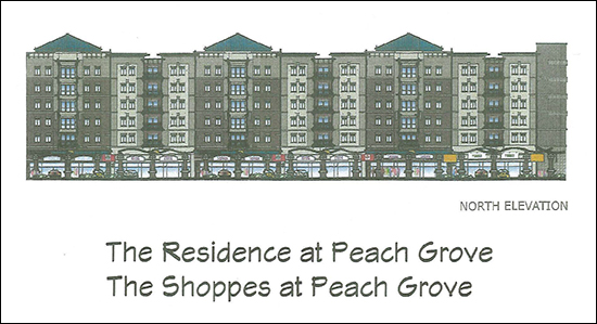 The Residence and Shoppes at Peach Grove