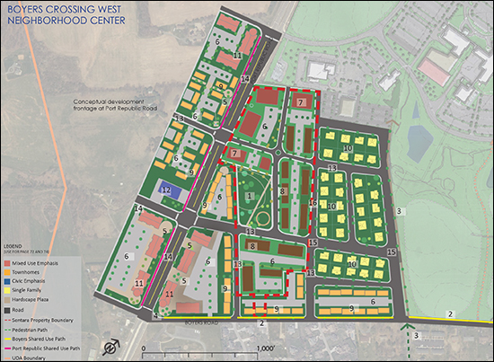 Stone Spring Urban Development Area Plan