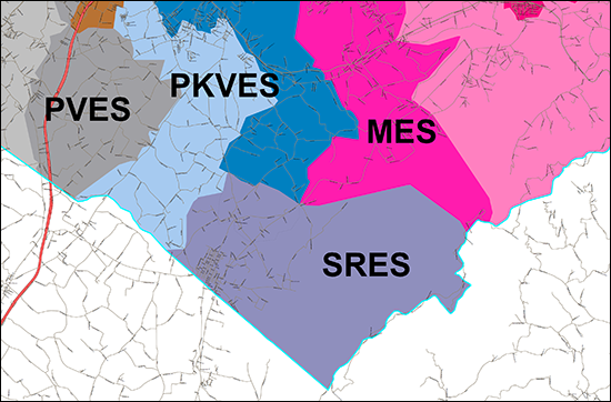 Rockingham County School Redistricting