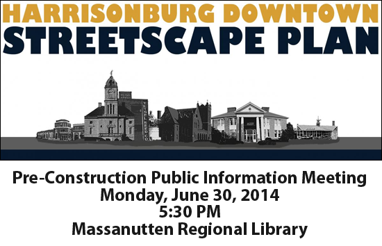 Downtown Streetscape Plan