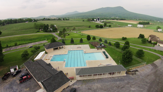 East Rockingham Recreation Association Pool