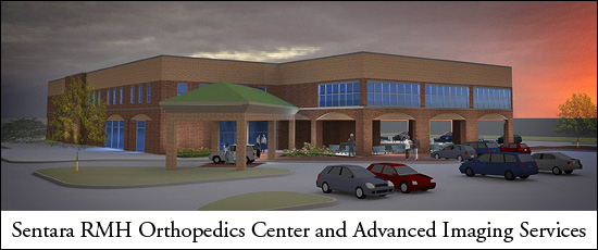 Sentara RMH Orthopedics Center