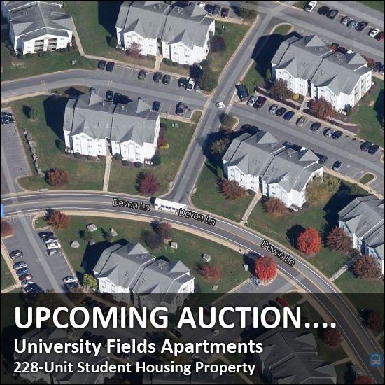 University Fields Apartments