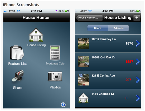 Top Home Buyer Apps