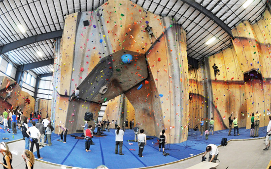 Do you want a climbing gym in Harrisonburg?