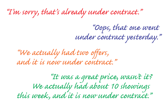 Contracts, Contracts, Contracts