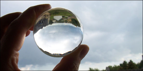 What do you see in YOUR crystal ball?