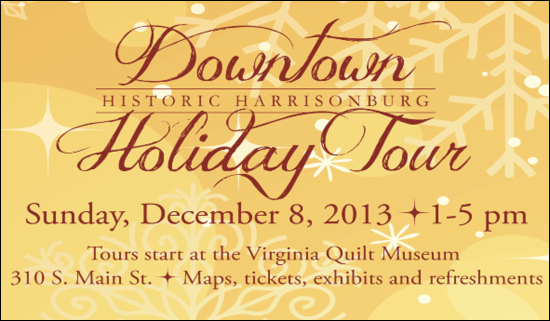 Downtown Holiday Tour