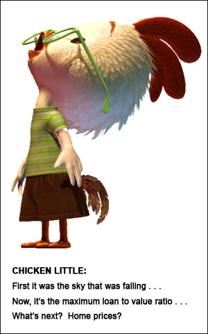 Chicken Little Says . . .