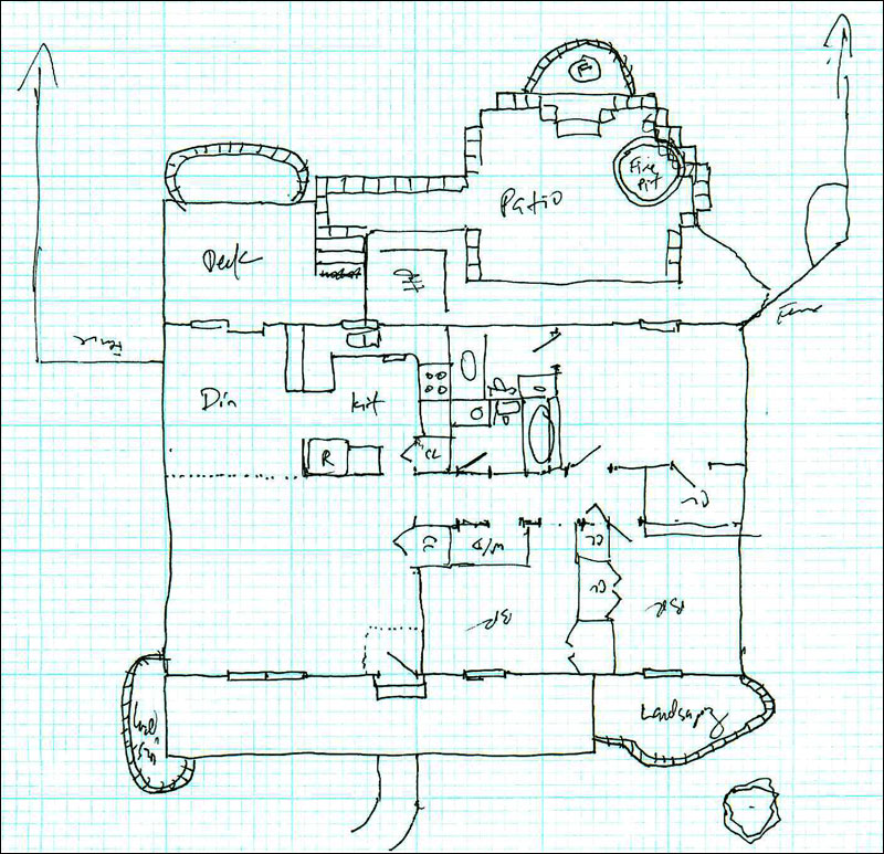 Why do I use floor plans to market a house for sale