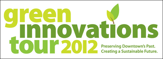 Harrisonburg's Green Innovations Tour