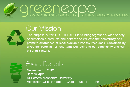 Harrisonburg Green Expo