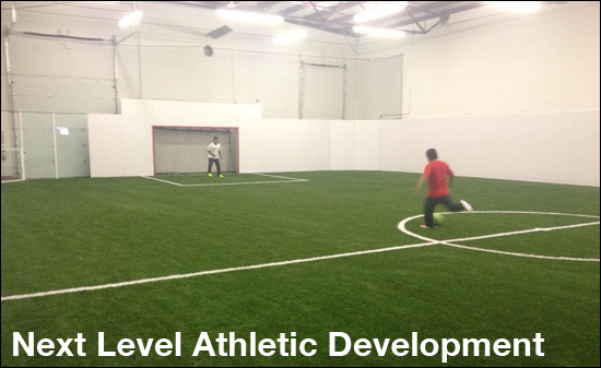 Indoor Soccer Facility in Harrisonburg