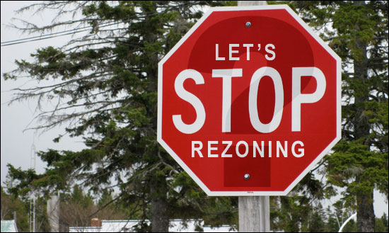Let's Stop Rezoning?? (photo by katerha)