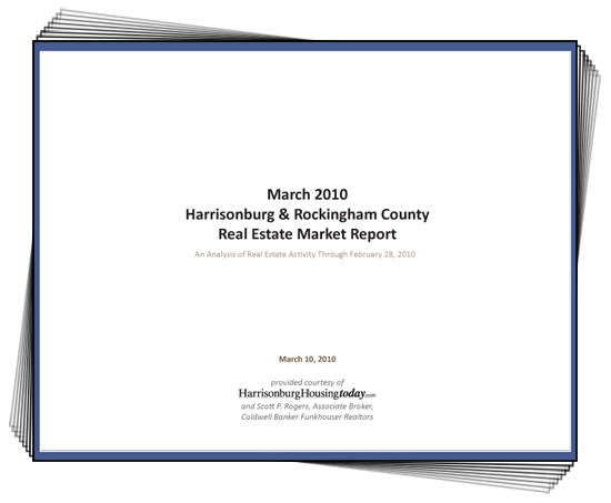 March 2010 Real Estate Market Report