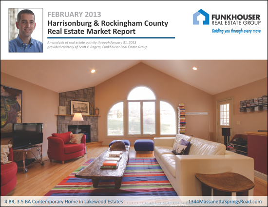 February 2013 Home Sales Report
