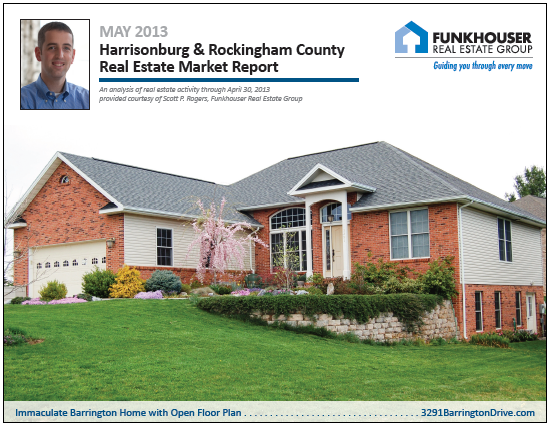 May 2013 Housing Market Report