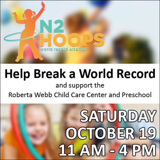 Help break a world record!