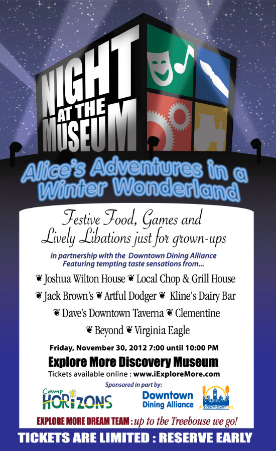 Night at the Museum 2012
