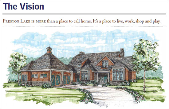 Preston Lake Vision