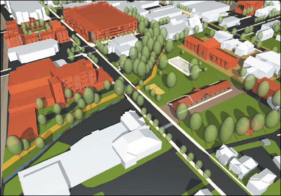 Downtown Rendering 2