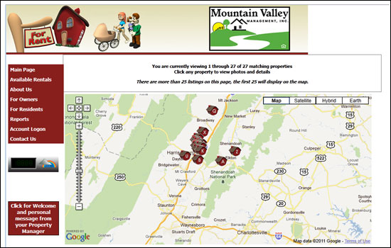Mountain Valley Management
