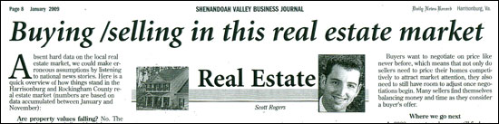 Shenandoah Valley Business Journal