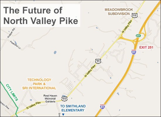The Future Of North Valley Pike