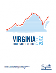 Virginia Home Sales Report